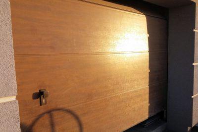 Segmentowe bramy garażowe - producent bram z Łęcznej - punkt sprzedaży Lublin Lubartów