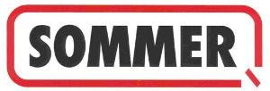 Sommer logo producenta napędów do bram