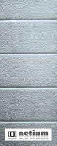 Kolory bram garażowych - biały. Białą brama przemysłowa